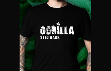 Gorilla Seeds Merch